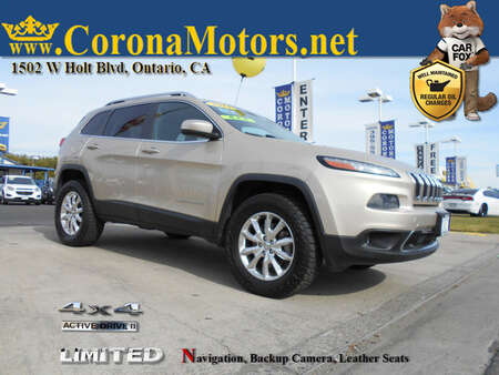 2014 Jeep Cherokee Limited 4X4 for Sale  - 12973  - Corona Motors