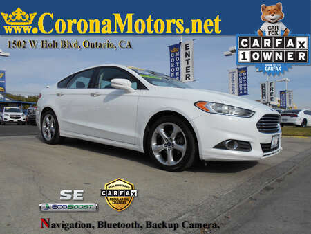 2013 Ford Fusion SE for Sale  - 12979  - Corona Motors