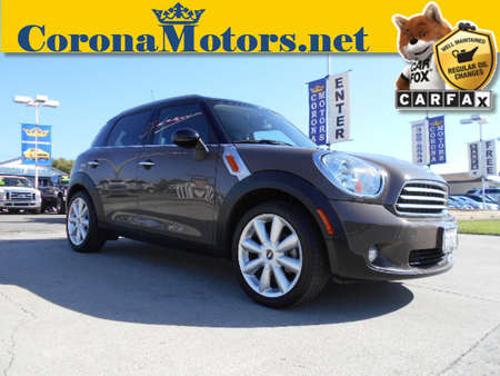 2013 Mini Cooper Countryman  for Sale  - 12562  - Corona Motors