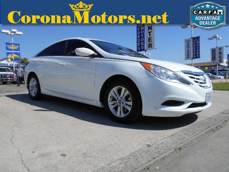 2013 Hyundai Sonata GLS PZEV for Sale  - 12568  - Corona Motors