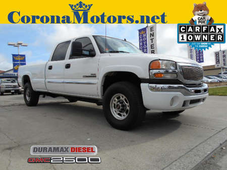 2006 GMC Sierra 2500HD SLE1 for Sale  - 12378  - Corona Motors