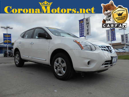 2013 Nissan Rogue S for Sale  - 12360  - Corona Motors