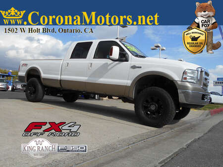 2005 Ford F-350 King Ranch for Sale  - 12989  - Corona Motors