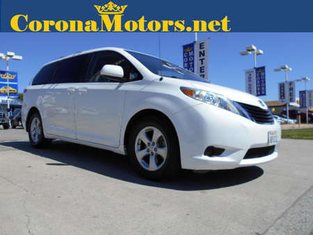 2011 Toyota Sienna LE for Sale  - ODYSSEY124  - Corona Motors