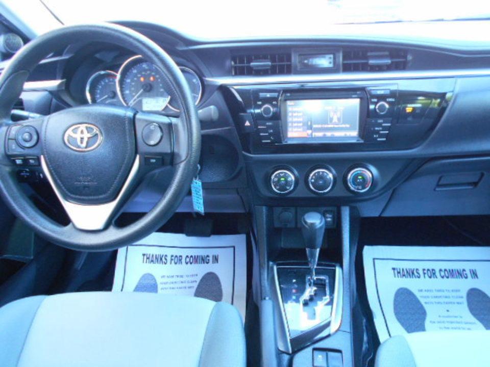 2016 Toyota Corolla  - Corona Motors