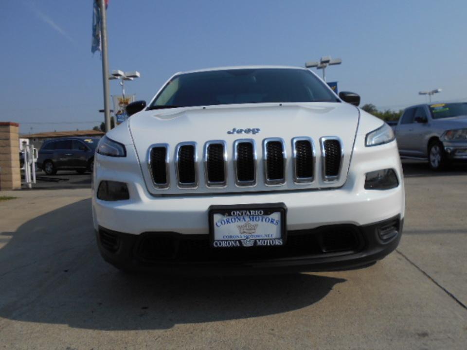 2015 Jeep Cherokee  - Corona Motors