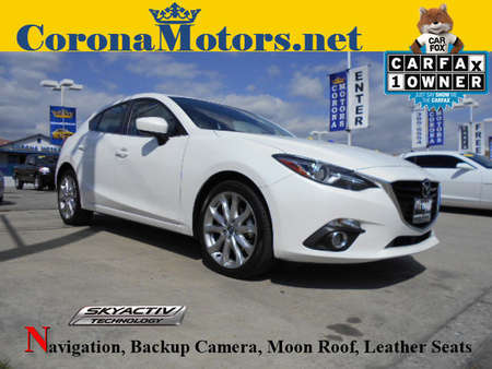 2014 Mazda Mazda3 s Grand Touring for Sale  - 12379  - Corona Motors