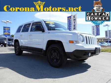 2015 Jeep Patriot Sport for Sale  - 12406  - Corona Motors