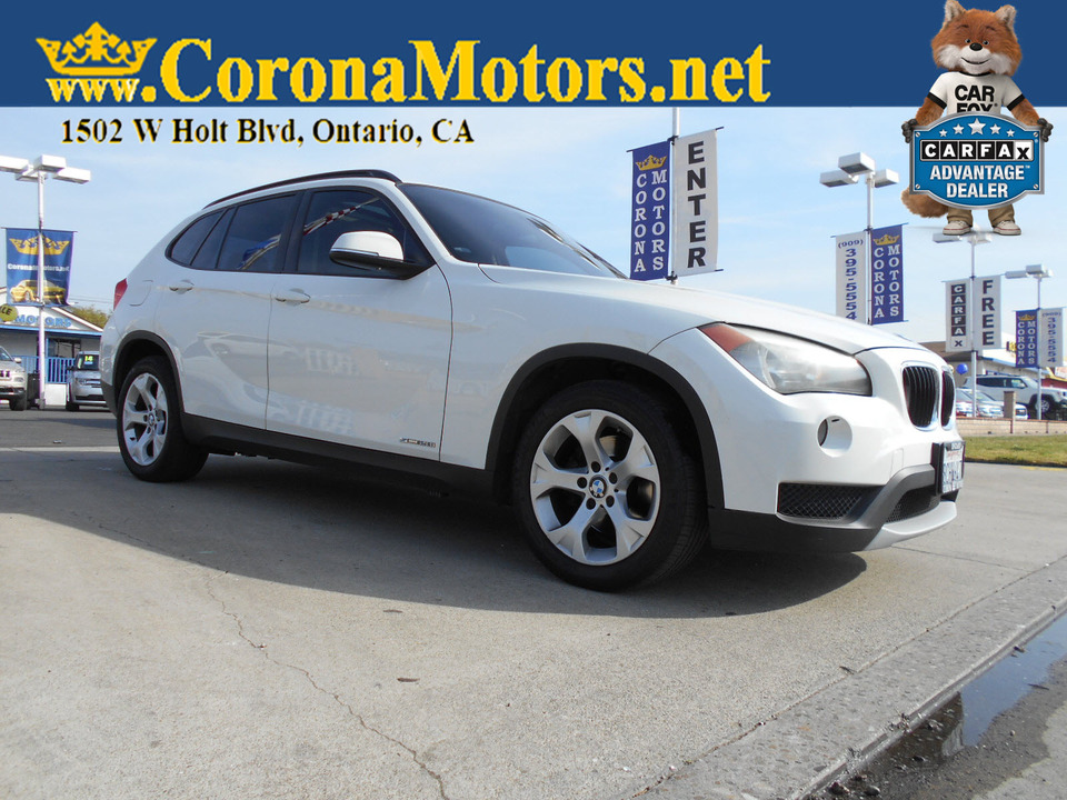 2014 BMW X1 sDrive28i  - 13003  - Corona Motors
