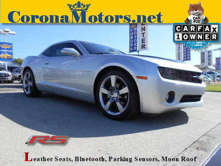 2011 Chevrolet Camaro 2LT for Sale  - 12544  - Corona Motors