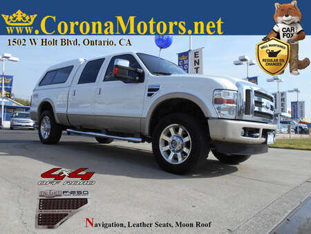 2008 Ford F-250 King Ranch 4X4 for Sale  - 13000  - Corona Motors