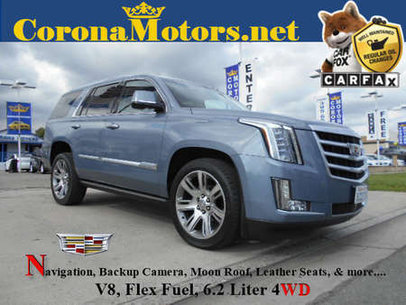 2015 Cadillac Escalade Premium for Sale  - 12422  - Corona Motors