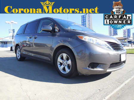 2012 Toyota Sienna LE for Sale  - 12225  - Corona Motors