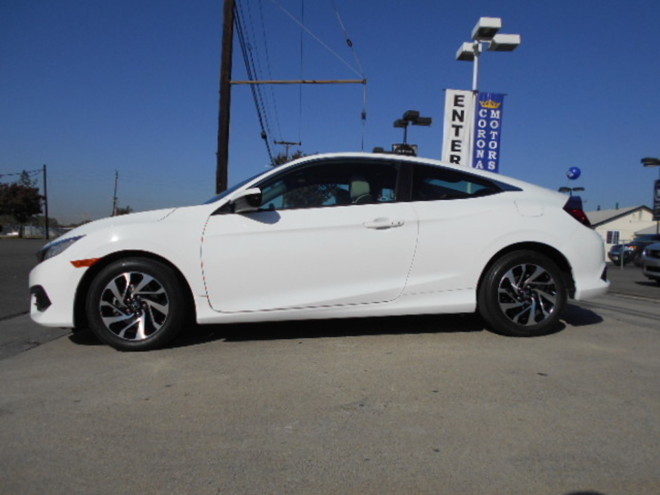 2016 Honda Civic Coupe  - Corona Motors