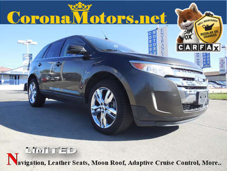2011 Ford Edge Limited for Sale  - 12220  - Corona Motors