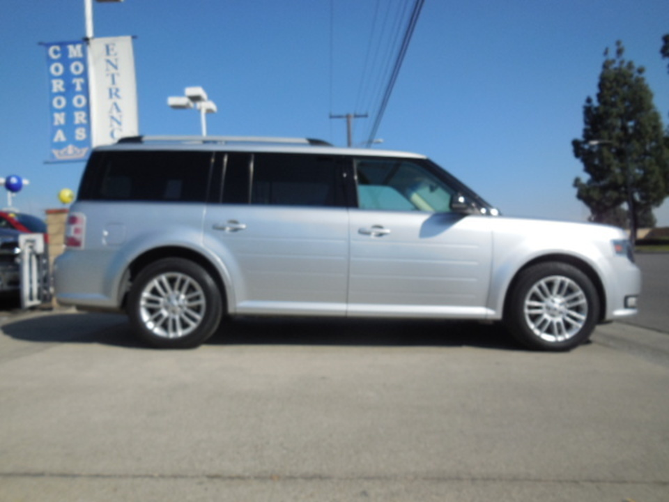 2013 Ford Flex  - Corona Motors