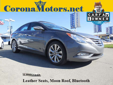 2011 Hyundai Sonata Ltd for Sale  - 12221  - Corona Motors