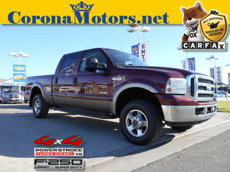 2007 Ford F-250 Lariat for Sale  - 12583  - Corona Motors
