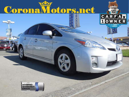 2011 Toyota Prius II for Sale  - PRIU97  - Corona Motors