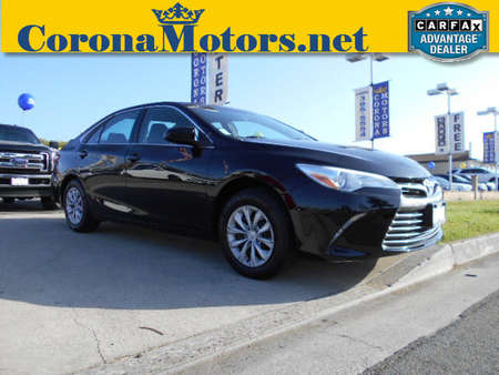 2016 Toyota Camry LE for Sale  - 12576  - Corona Motors