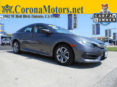 2017 Honda Civic Sedan LX for Sale  - 12902  - Corona Motors
