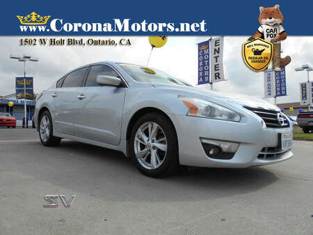 2015 Nissan Altima 2.5 SV for Sale  - 13164  - Corona Motors