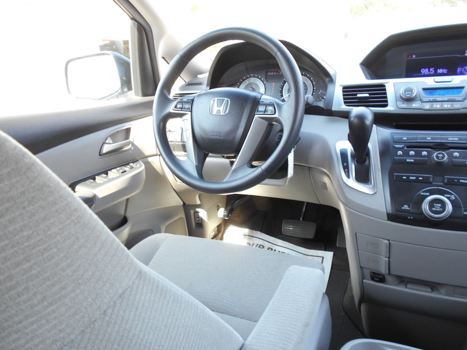 2012 Honda Odyssey  - Corona Motors