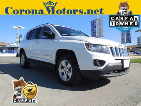 2014 Jeep Compass Sport for Sale  - COMP89  - Corona Motors