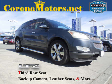 2010 Chevrolet Traverse LTZ for Sale  - 12209  - Corona Motors