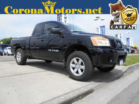 2011 Nissan Titan S for Sale  - 12249  - Corona Motors