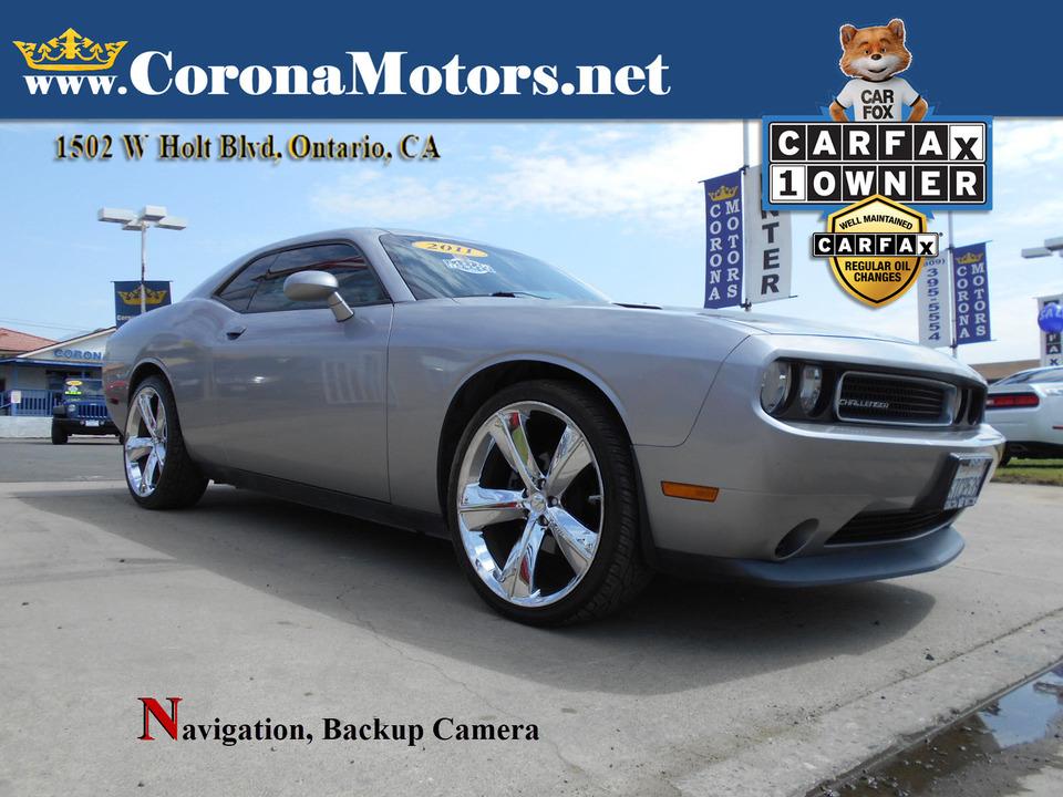 2011 Dodge Challenger  - 13163  - Corona Motors