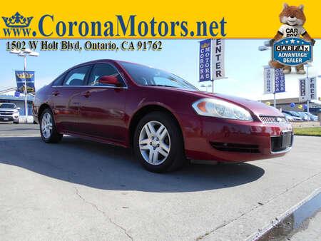 2014 Chevrolet Impala Limited LT for Sale  - 13033  - Corona Motors