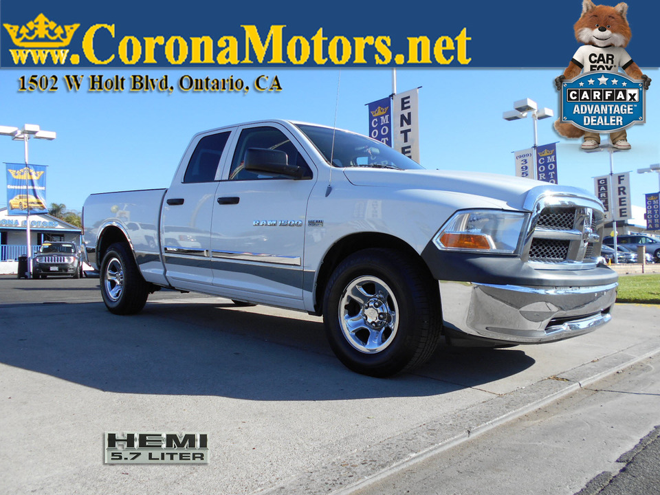 2011 Ram 1500 ST  - 12925  - Corona Motors