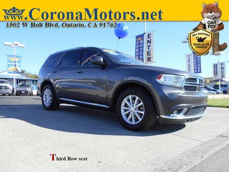 2014 Dodge Durango SXT for Sale  - 12930  - Corona Motors