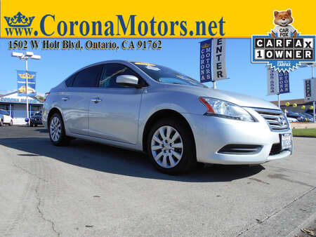 2015 Nissan Sentra SV for Sale  - 12935  - Corona Motors