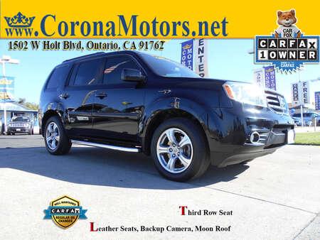 2014 Honda Pilot EX-L for Sale  - 12924  - Corona Motors