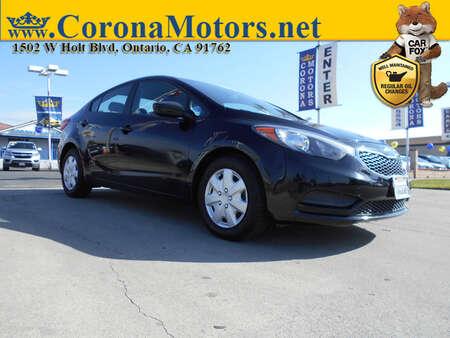 2016 Kia FORTE LX for Sale  - 13028  - Corona Motors