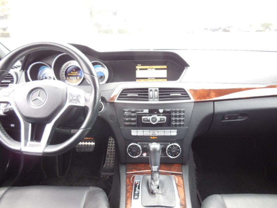 2012 Mercedes-Benz C-Class  - Corona Motors