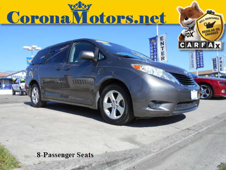2013 Toyota Sienna LE for Sale  - 12590  - Corona Motors