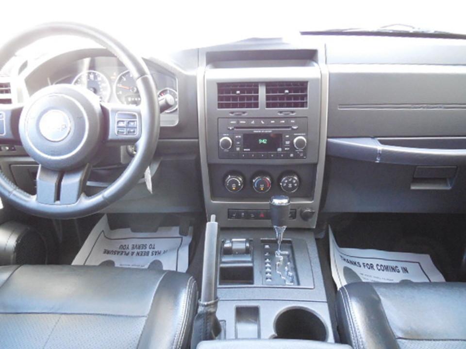 2012 Jeep Liberty  - Corona Motors
