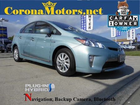 2014 Toyota Prius Plug-In  for Sale  - 12434  - Corona Motors