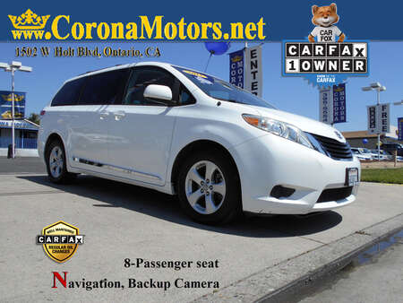 2012 Toyota Sienna LE for Sale  - 13043  - Corona Motors