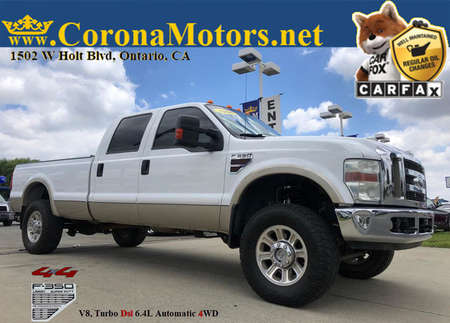 2008 Ford F-350 Lariat for Sale  - 12765  - Corona Motors