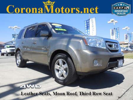 2010 Honda Pilot EX-L for Sale  - 12087  - Corona Motors