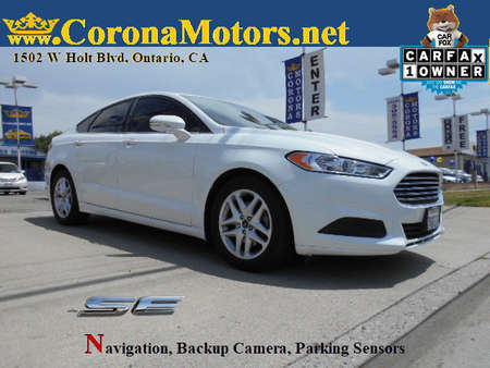 2016 Ford Fusion SE for Sale  - 12783  - Corona Motors
