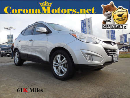 2013 Hyundai Tucson GLS for Sale  - 12291  - Corona Motors