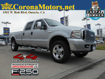 2006 Ford F-250 Lariat for Sale  - 12774  - Corona Motors