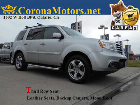 2013 Honda Pilot EX-L for Sale  - 12779  - Corona Motors