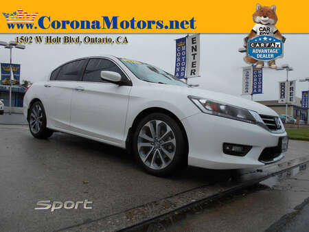2015 Honda Accord Sedan Sport for Sale  - 13056  - Corona Motors