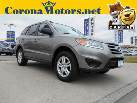 2012 Hyundai Santa Fe  for Sale  - 12468  - Corona Motors